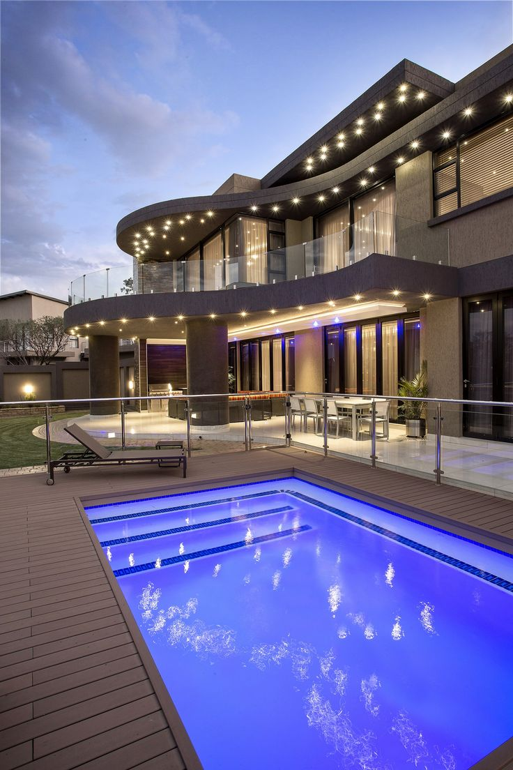 Outside Area | House Harris | Residential Architecture | FM Architects #architecture #design #dreamhome #pool #outsidearea