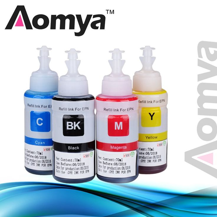 Big discount US $11.33  Hot!! For Epson L355 Dye ink T6641 -T6644 Ink Cartridge Refill Ink For Epson L-Series 4 Colors Ink Tank System Printers (4x70ml)  #Epson #Cartridge #Refill #LSeries #Colors #Tank #System #Printers  #Internet