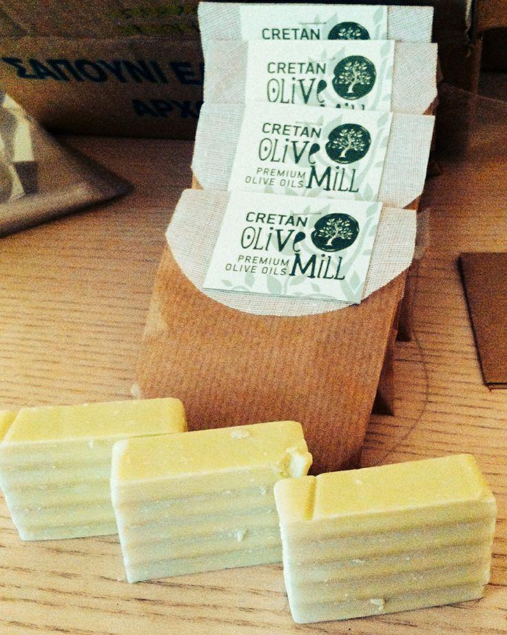 Cretan Olive Mill products !!