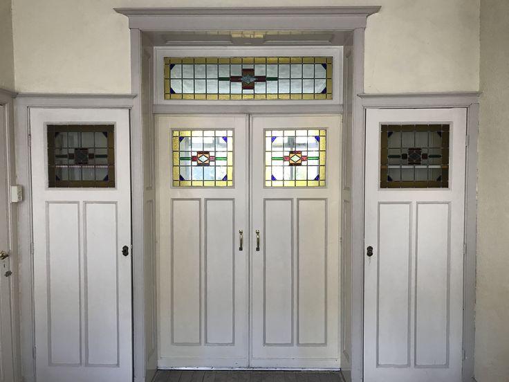 Jaren 30 kamer en suite | Mammoet Oude Bouwmaterialen