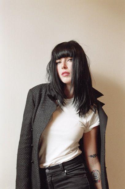 Alexis Krauss Hair