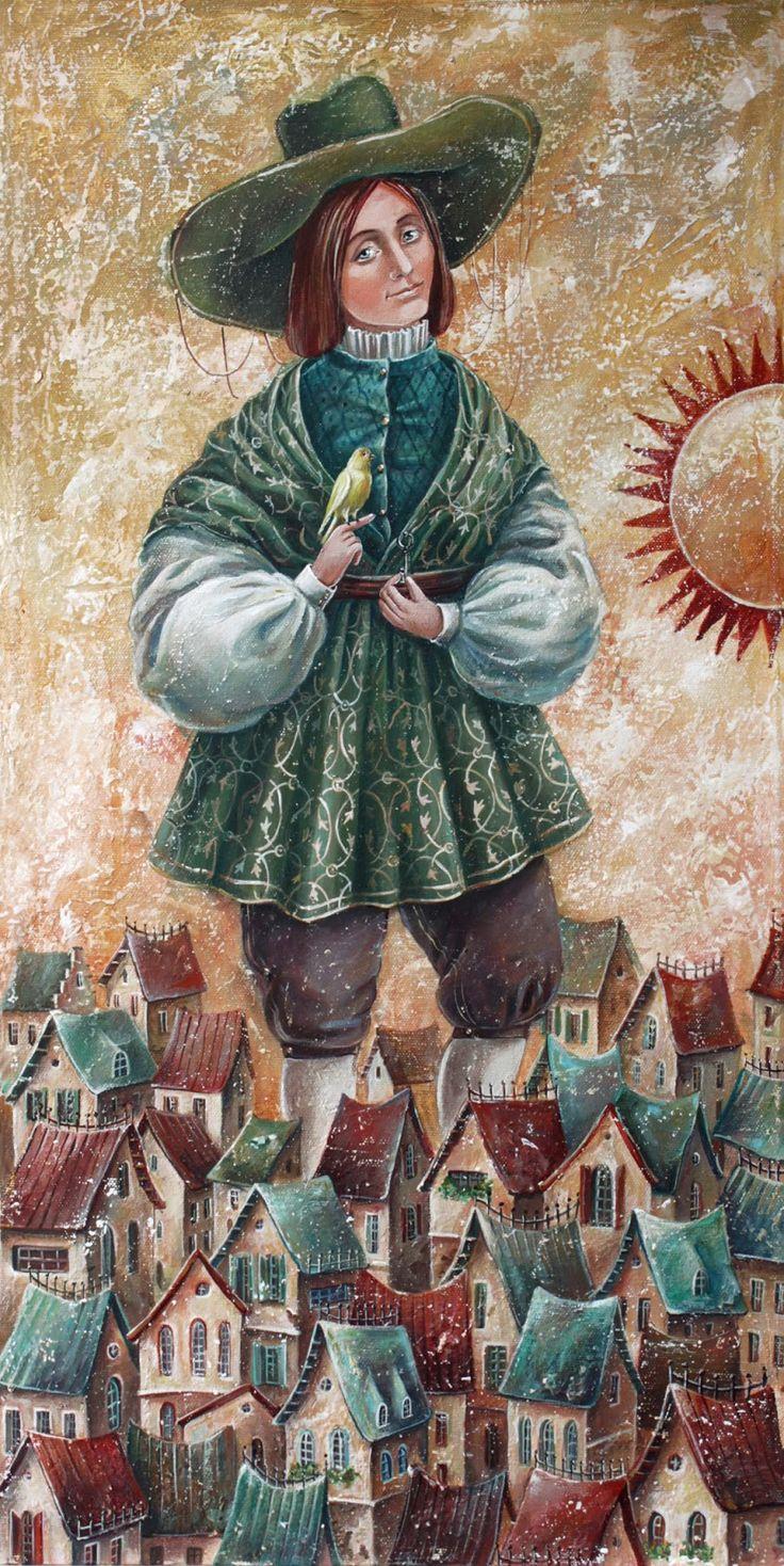 Днем праздником, открытки яны фефеловой