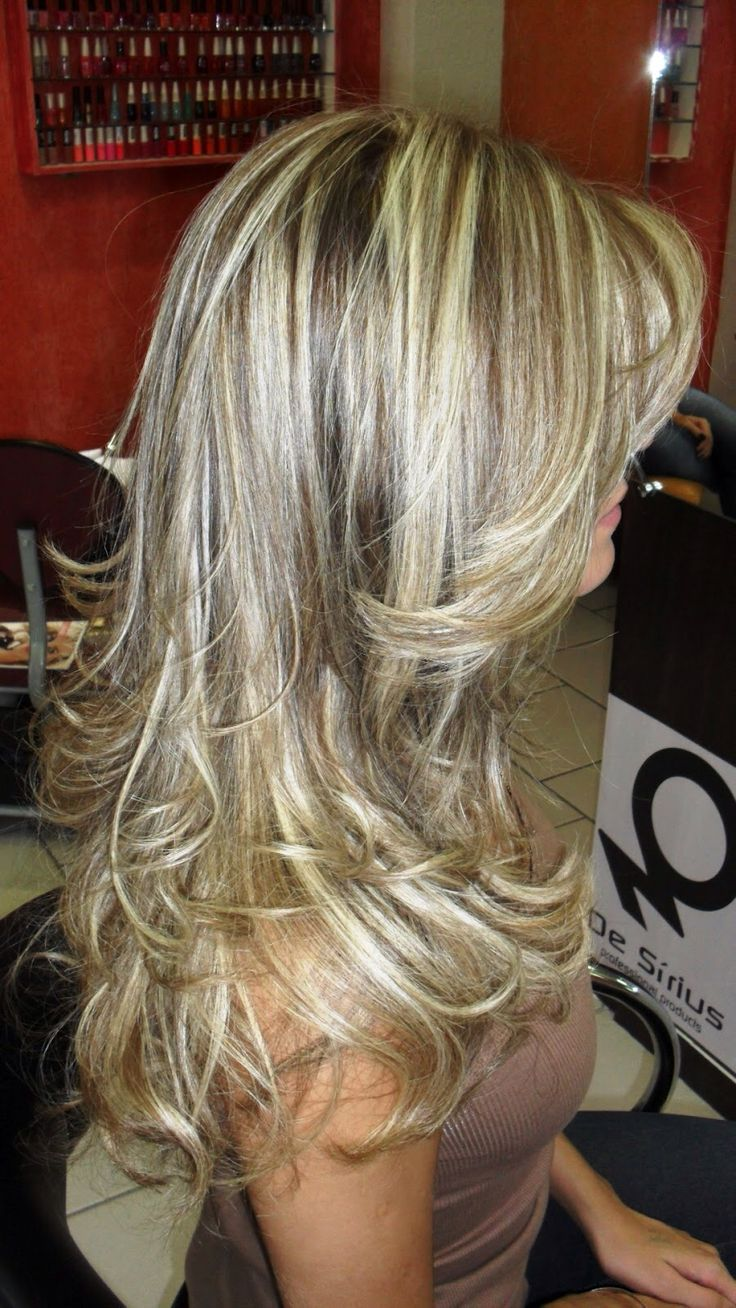 Mechas Platinadas Cabello Pinterest More Blondes Ideas