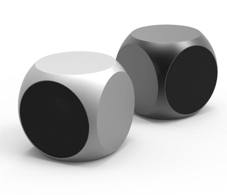Bluetooth metal speaker
