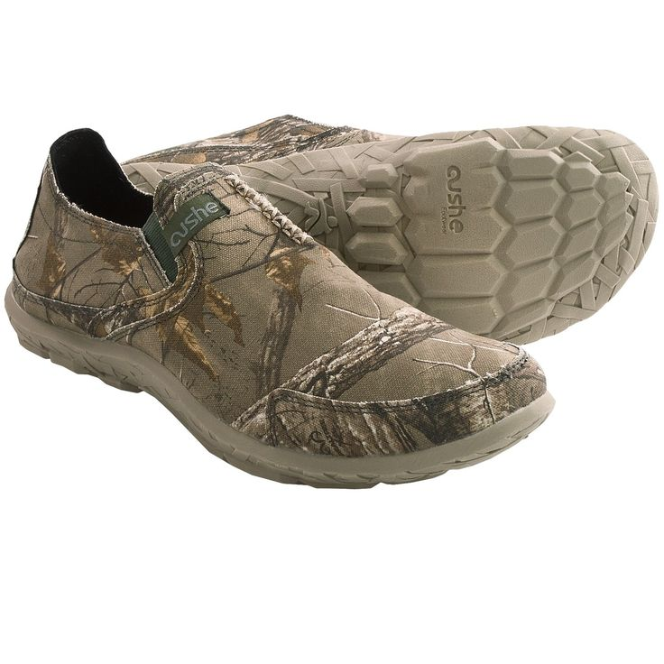 Cushe Slipper Realtree® Xtra Camo Shoes - Slip-Ons (For Men) in Realtree Xtra Camo
