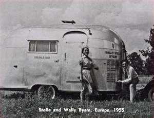 Airstream history - Vintage Airstreams - Airstream Caravans to Rent ...
