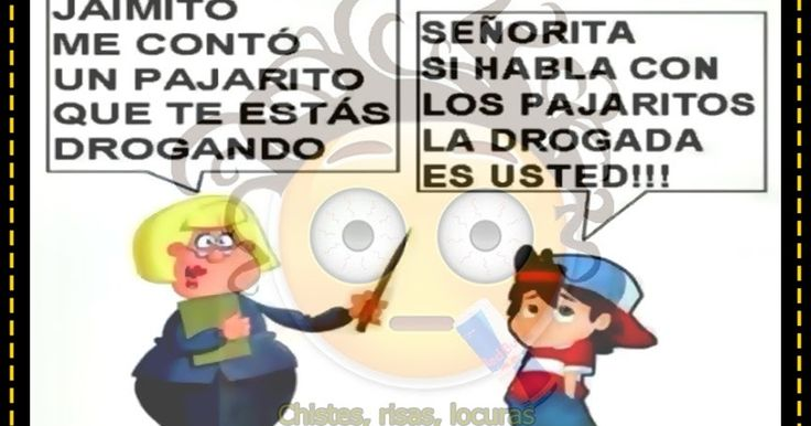 Chistes de cortos y buenos de jaimitos, humor http://investimeng.blogspot.com.co/p/chistes-de-jaimito.html