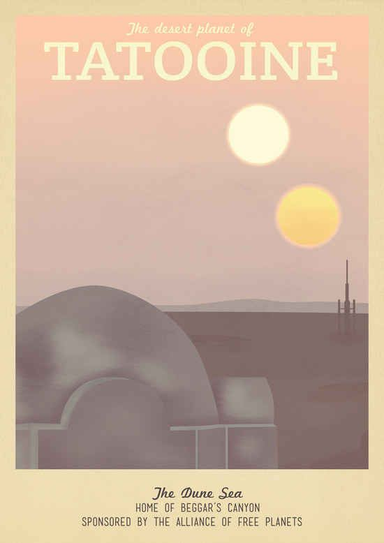 This retro travel print — $18