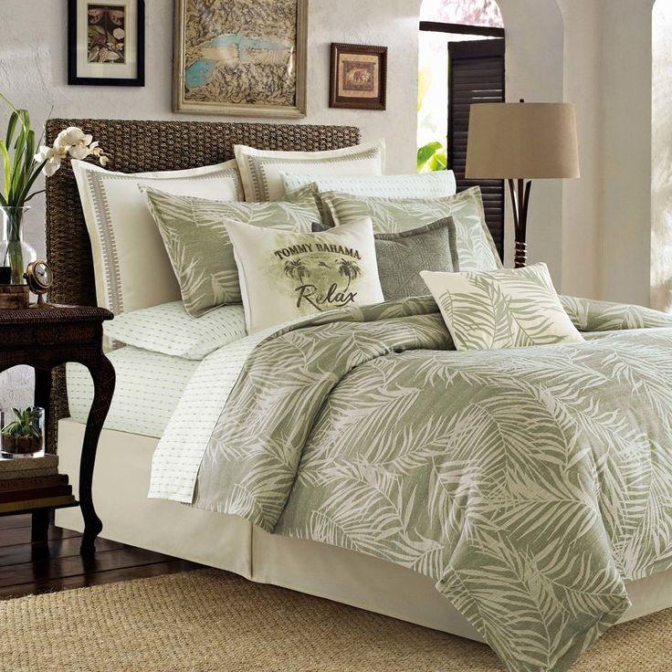 299. Wayfair. Palms Away 4 Piece Comforter Set by Tommy