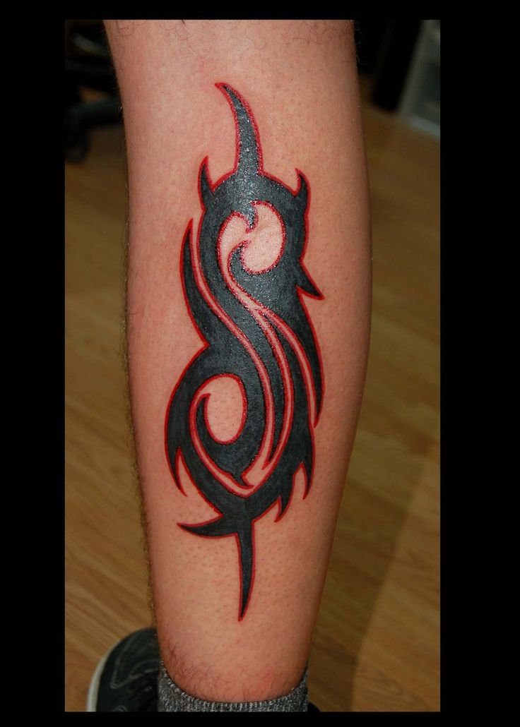 Slipknot tattoo by CrushemBones.deviantart.com
