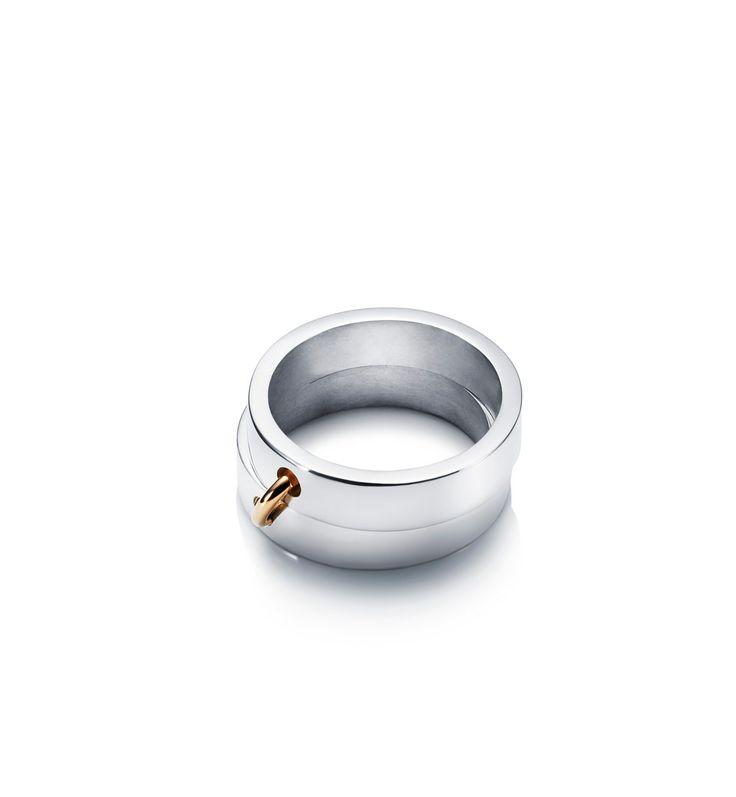 Divorced With Children - Silver - Rings - Efva Attling