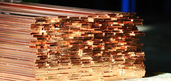 Metais não ferrosos - alumínio, bronze, cobre, latão e zinco