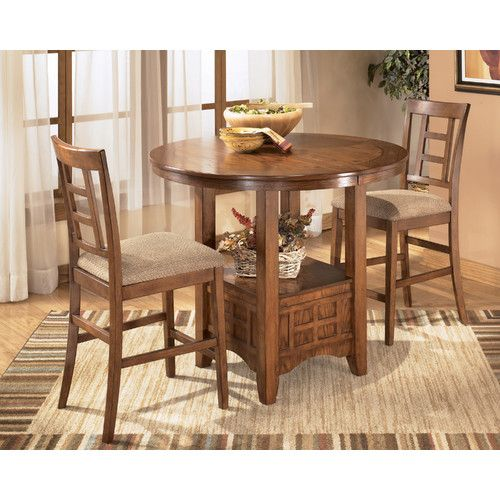 round dining set casual dining rooms living dining rooms dining room