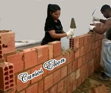 CURSO DE PEDREIRO