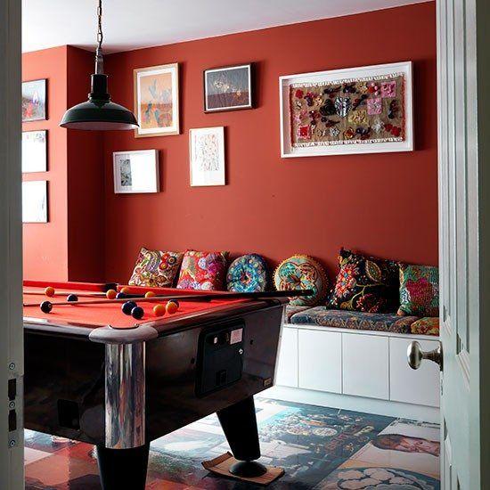 Por qu elegir el color rojo terracota para decorar la for Decoracion casa rojo