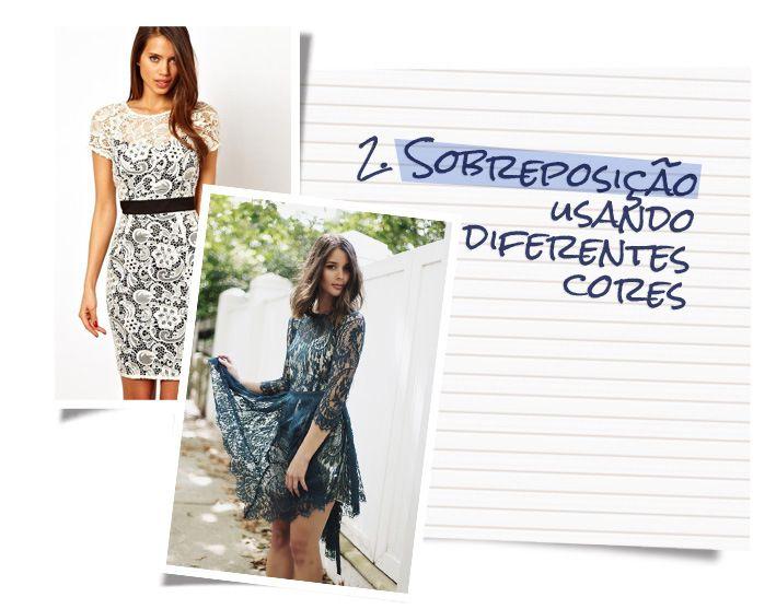 Tendência: Renda   Dani Romani Consultoria de Imagem     lace     2014     trend     dress     vestido     moda   