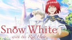 Start Your Week Off With Some 'Snow White with the Red Hair' Anime Visuals | The Fandom Post