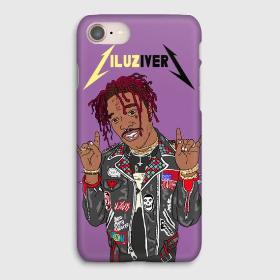 coque iphone 8 lil yachty