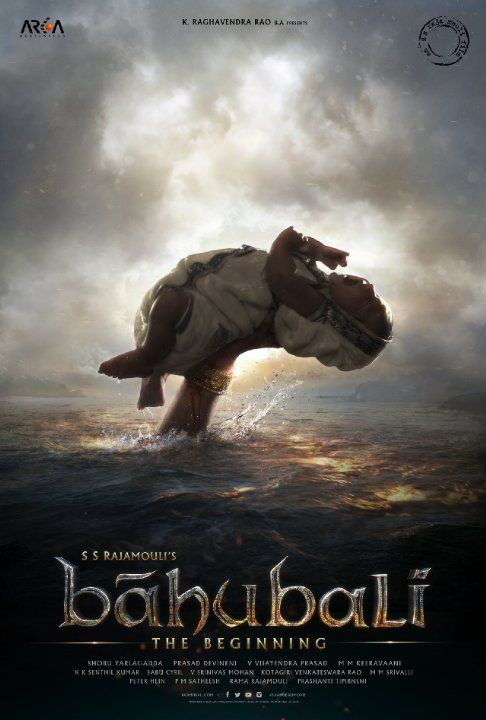 First Look Poster of Baahubali - The Beginning