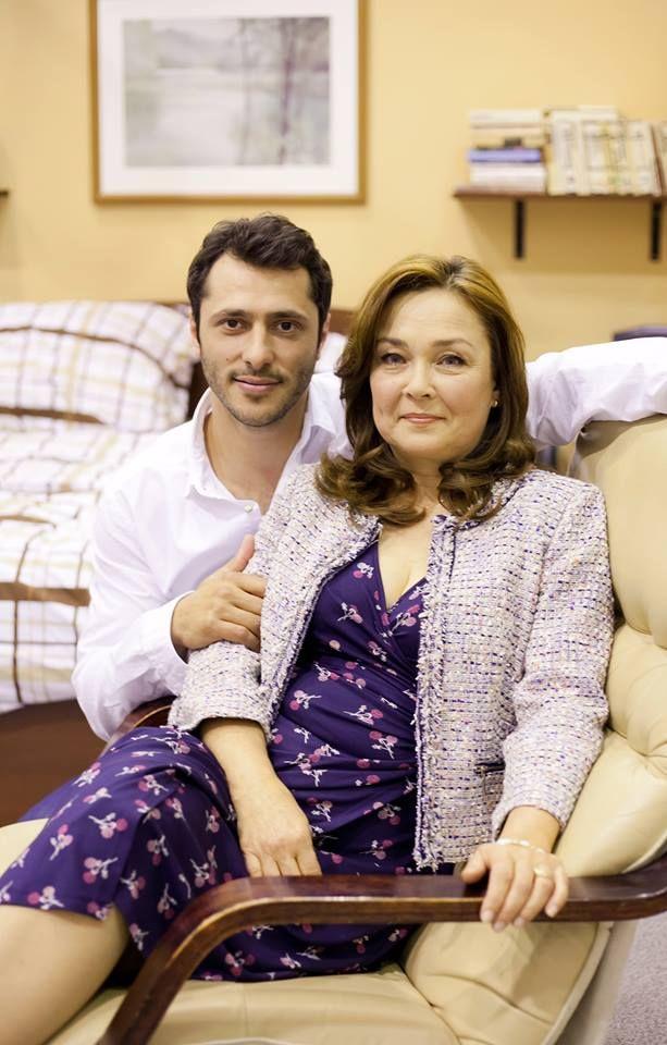 Predstavujeme vám seriálovú mamu sympatického lekárnika Braňa, herečku Dagmar Sanitrovú :-)