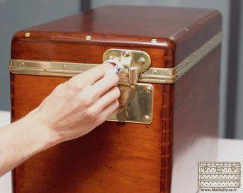 Qui sommes-nous ? - Expert Prix Achat Vente restauration Malle Louis Vuitton Goyard Hermes Moynat trunk for sale