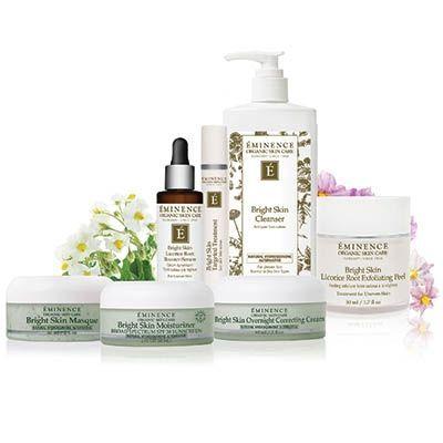 Bright Skin Cleanser   Eminence Organic Skin Care