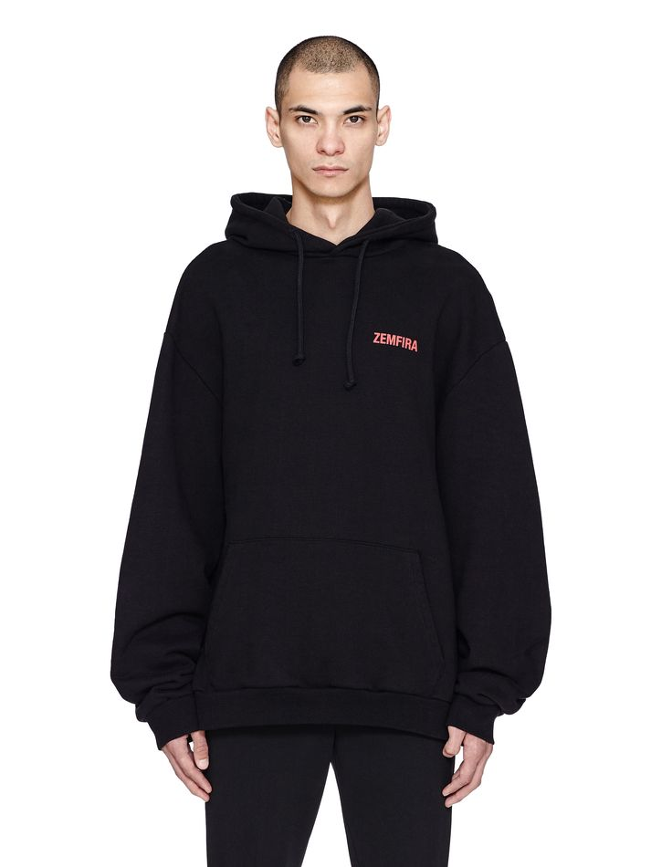 VETEMENTS 'Zemfira' cotton hoodie $770