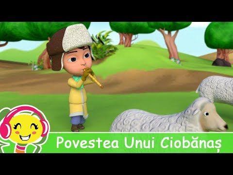 Cantece Gradinita - Povestea Unui Ciobanas | Muzica Noua Romaneasca, Muzica Gratis, Versuri