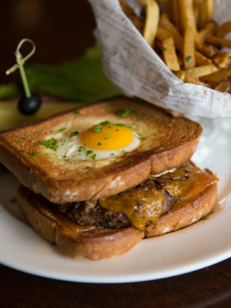 Join Glenmorgan for Burger Month and try this week's featured burger, the Rise and Shine Patty Melt, an 8oz Angus Burger with Melted Cheddar Cheese, Bacon Jam and Fried Egg on Grilled Country White Bread. Add a bottle of Great Divide Nomad Pilsner for $3!