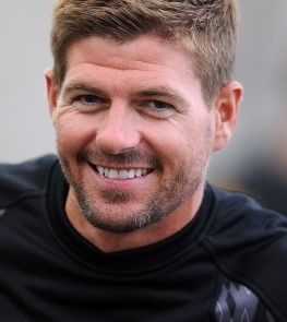 Liverpool captain Steven Gerrard has challenged the club's talented crop of youngsters to continue their progression next season, sending them the message: 'It's time to become a man'.<3 <3
