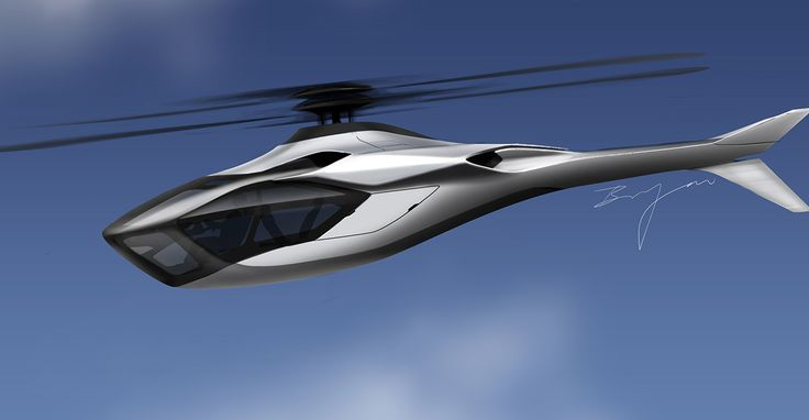 High Speed Helicopter on Behance – Adrian Jawor