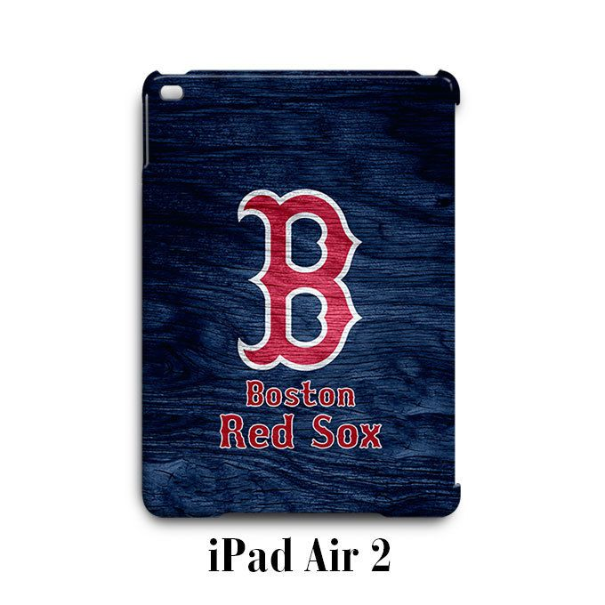 Boston Red Sox Custom iPad Air 2 Case Cover Wrap Around