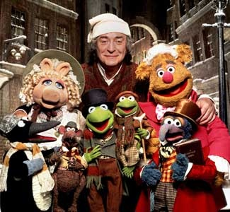 Favorite Muppet movie AND favorite adaptation of A Christmas Carol.