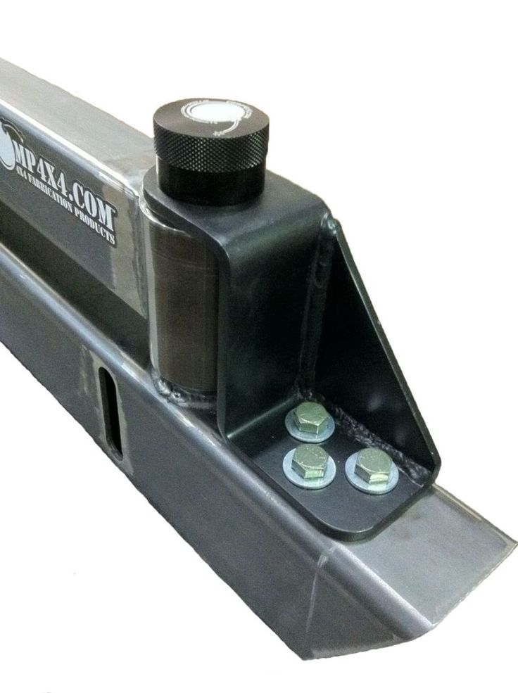 Tire Carrier Hinge Kit With Dual Shear Bracket