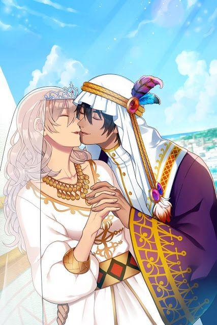 Shall we date? Arabien dreams - Sinbad