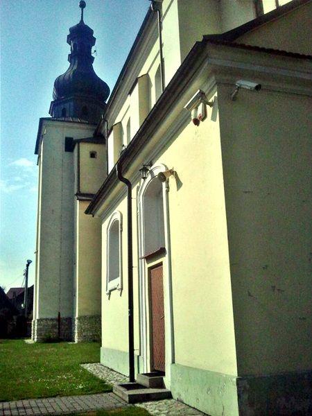 kościół w spytkowicach