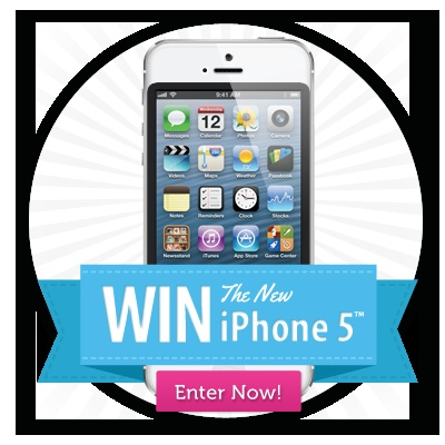 aww ya, #TeamBuy.ca is giving away the new iPhone 5™. Enter to win
