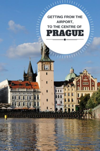 Getting from the airport to the centre of #Prague.  @HeathersArrow
