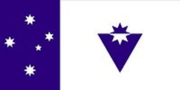 Flag of Victoria @