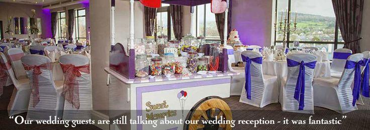 Kenmare Bay Hotel Weddings - Novelties