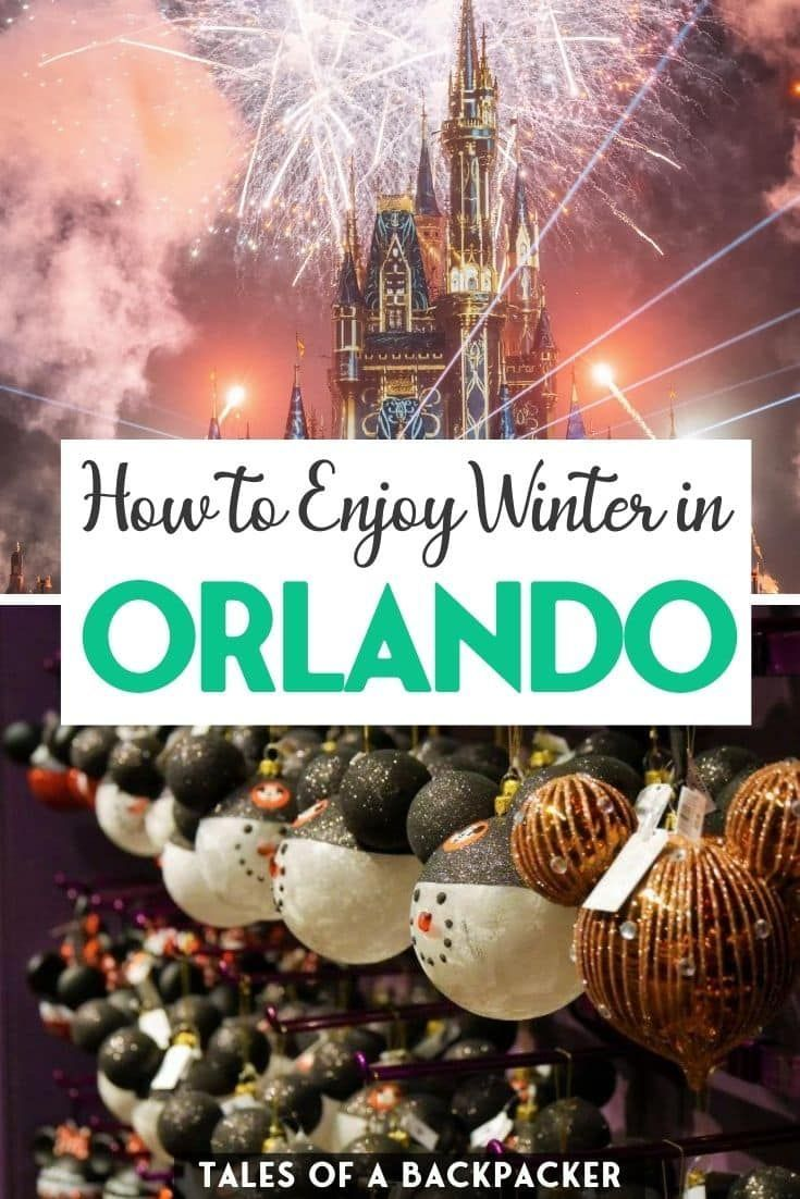Dicas Para Very Merry Christmas Party Roteiro 2020 The Ultimate Guide to Orlando in Winter in 2020 | Orlando travel