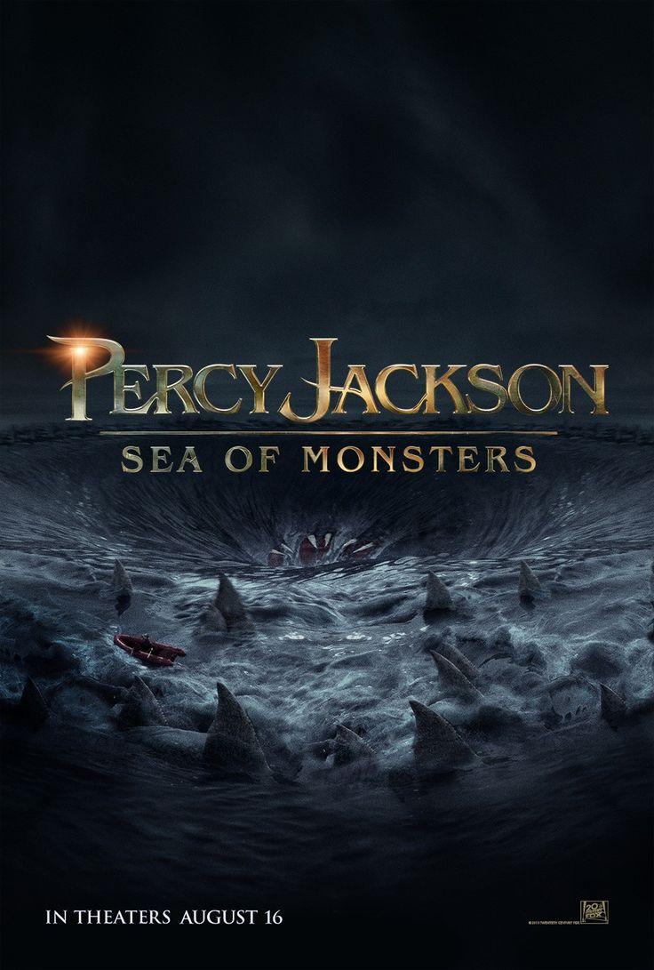 Постеры: Перси Джексон и Море чудовищ