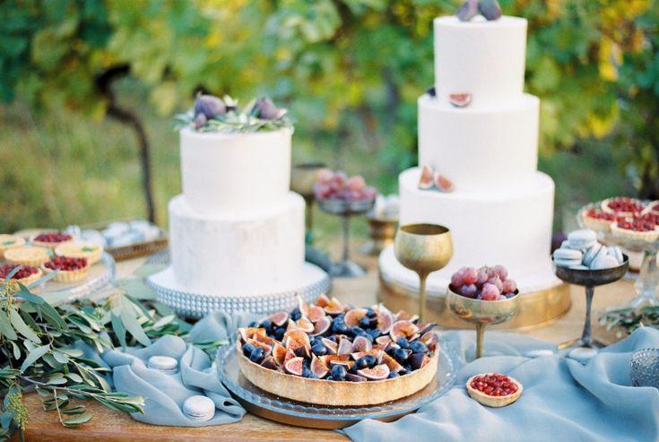 Mediterrán esküvői inspiráció. Olaszosan könnyed és elegáns. Esküvő a szőlőben.