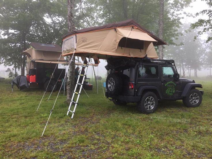 Image Result For Jeep Wrangler Door Roof Tent