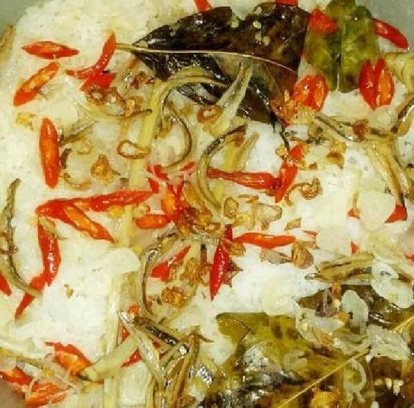 Nasi Liwet Magic Com Sederhana Resep Makanan Resep Makanan