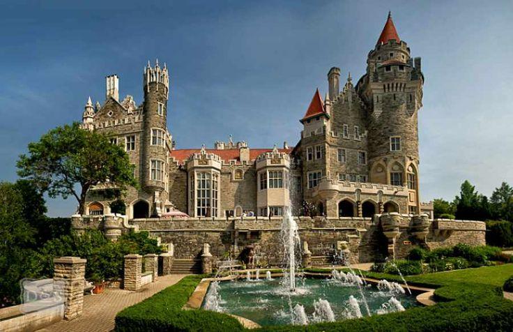 Casa Loma Toronto Castle & gardens
