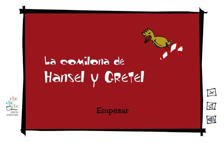 El mundo al revés – La comilona de Hansel y Gretel-
