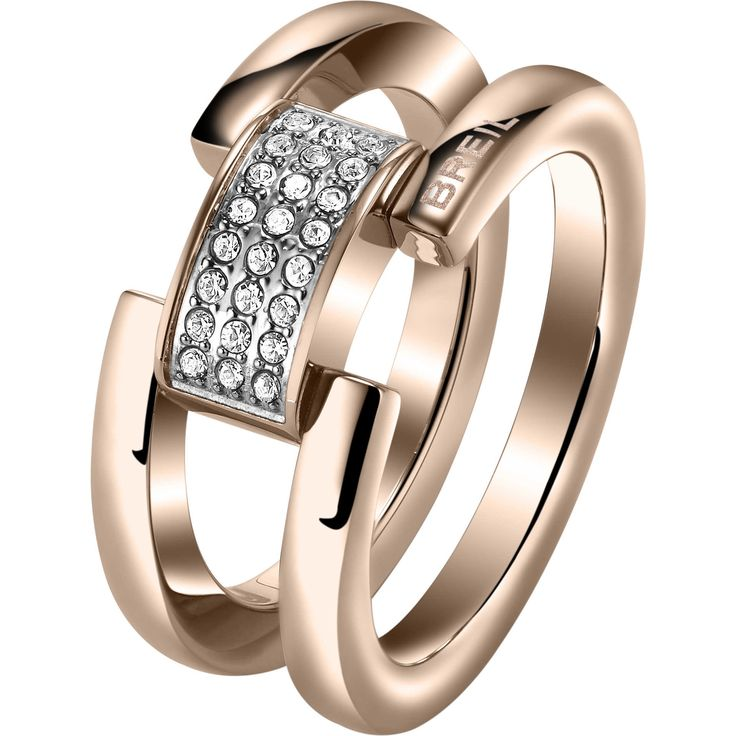 anello donna gioielli Breil Breilogy TJ1643