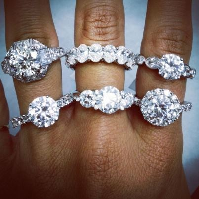 Would you say I do? Which one is your favorite? By GUMUCHIAN: Wedding Jewelry, Diamonds Diamonds, Engagmentr Jewellery, Diamonds Rings, Discount Diamonds, Gumuchian Diamonds, Wedding Bands, Future Bride, Diamonds Engagement Rings