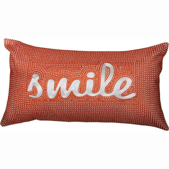 Smile Toss Cushion